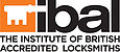 Member of the Institute of British Accredited Locksmiths